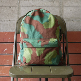 ARTS&CRAFTS - Italian Military Camo DayPack