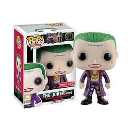 FUNKO - POP! - DC Series: Suicide Squad - The Joker  (Boxer Version)