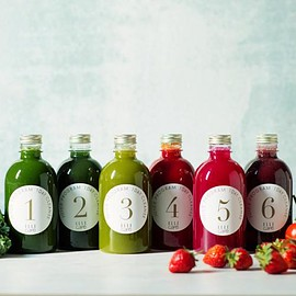 ELLE café - 1Day Juice Program【ビューティ】 青山店