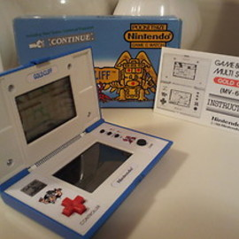 "NINTENDO - GAME & WATCH ""Gold Cliff"""