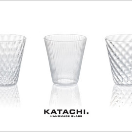 katachi - V glass