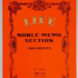 LIFE - NOBLE MEMO SECTION