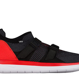 NIKE - Air Sock Racer Ultra Flyknit - Black/Red?