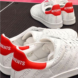 Vetements - SS2018 Sneakers