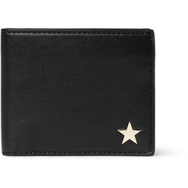 Givenchy - Star Leather Billfold Wallet