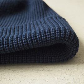 DECHO - COTTON KNIT CAP