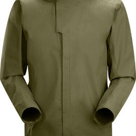 Arc'teryx - PARSEC COAT_Utility Green