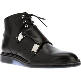Dior Homme - panel detail ankle boot