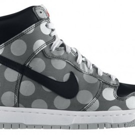 Nike - f5 nike dunk high supreme polka dot