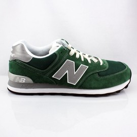New Balance - ML 574 GGE (green/ white)