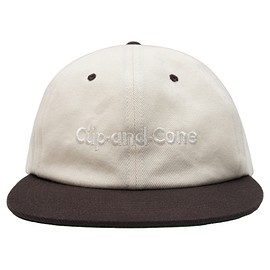 cup and cone - Ice Cream 6 Panel - Cookies & Cream