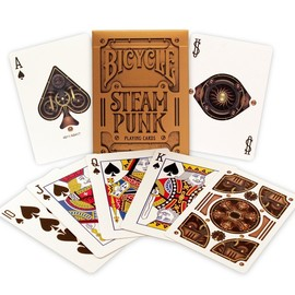 BICYCLE - Steam Punk Playing Cards