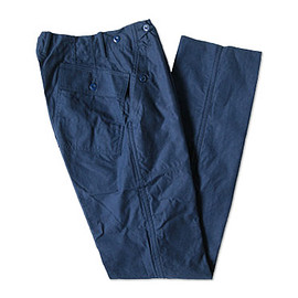 TATAMIZE - TATAMIZE BAKER PANTS INK BLUE