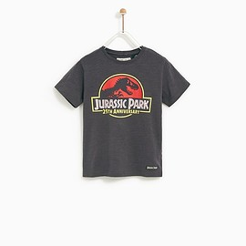 ZARA - JURASSIC WORLD Tシャツ