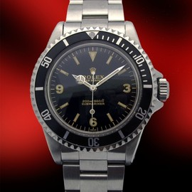 ROLEX - 5513 Submariner EXP.dial