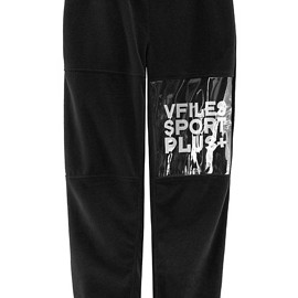 VFILES SPORT PLUS - POLAR FLEECE PANTS