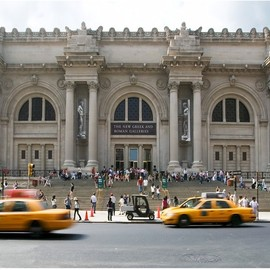 New York , USA - The Metropolitan Museum of Art