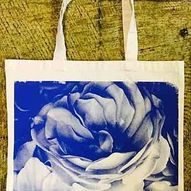THE NOVEMBERS - MERZ-0079 Flowers tote bag(small size)