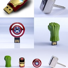 Dane-Elec - The Avengers USB Sticks