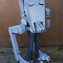 AT-ST Costume