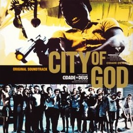 Various Artists - City Of God (Original Motion Picture Soundtrack) / V.A.