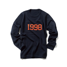 SOPHNET. - 1998 CREW NECK KNIT