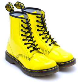 Dr.Martens - 8EYE BOOT (Yellow)