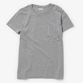 FOLK - FRENCH SEAM TEE