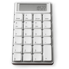 Ippei Matsumoto - 10-Key Calculator,White