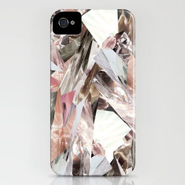 Society6 - Society6 iPhone Crystal クリスタル ケース カバー