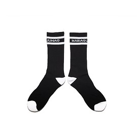 MariaGulina - baesic sox - black