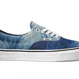 VANS - Vans Denim Classics for Spring 2013 – Era and Sk8-Hi