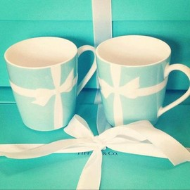 Tiffany & Co. - Tittany cups