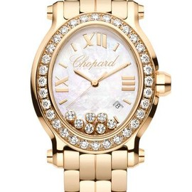 Chopard - gold/diamond