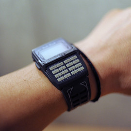 CASIO - 7stars Design x CASIO DATABANK
