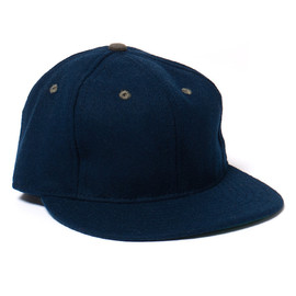 THE NEW ORDER, Ebbets Field Flannels - The New Order x Ebbets Field Flannels Ball Cap Navy