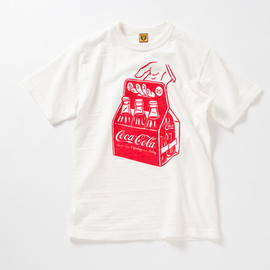 COCA-COLA×HUMAN MADE×BEAMS - Tシャツ