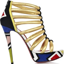 Christian Louboutin - Ulona 14cm Platform Sandals (for Arrow)