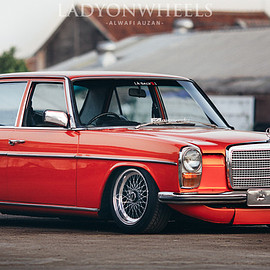 MERCEDES-BENZ - W114 IndonesianStyle