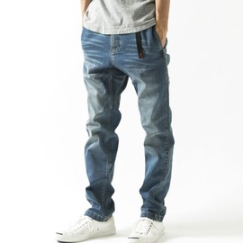 GRAMICCI - DENIM NARROW PANTS