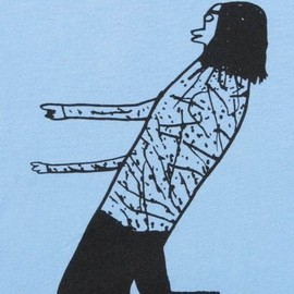 David Shrigley - MICHAEL JACKSON