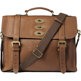 Mulberry - MulberryTed Leather Satchel
