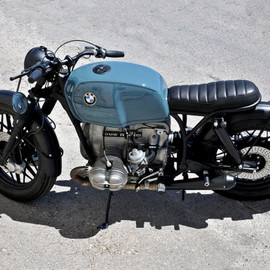 CRD Motorcycles(Café Racer Dreams) - #51 above  / 1977 BMW R100RS