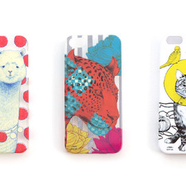iPhone 5 Cases - by D[di:]