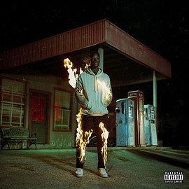 THUTMOSE - MAN ON FIRE