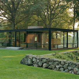 Damora House (first Philip Johnson's House)