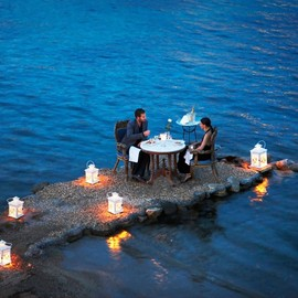 Hotel Kivotos, Mykonos, Greece - Private Dining