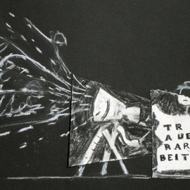 Solomon R. Guggenheim Museum - William Kentridge: Black Box/ Chambre Noire