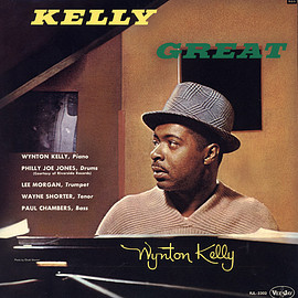 Wynton Kelly ‎ - Kelly Great (Vinyl,LP)