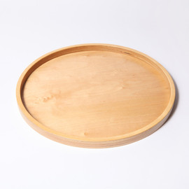 ASAF TOLKOVSKY - BIRCH PLYWOOD TRAY L
